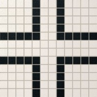 Мозаика  черно-белая TES77871 Maciej Zien