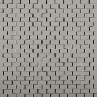 4100309 Mosaic Bricky Grey 30x30