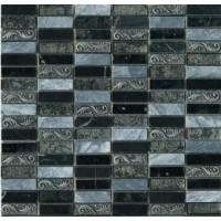 Cristal Piedra Gris Deco CP01x30x30
