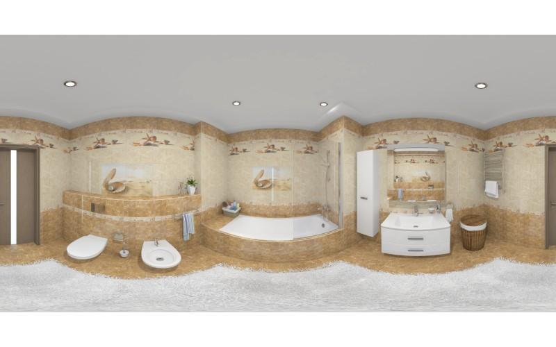 Керамическая плитка Коллекция Amalfi