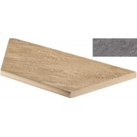 A1MF Brave Grey Round Ang.Sx 30x60 LASTRA 20mm