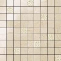 600110000053  Suprema Ivory Mosaic 30x30