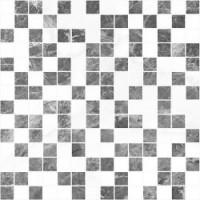 TES76829 Crystal серый+белый 30x30