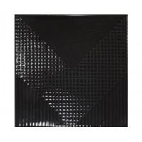 23873 Керамическая плитка для стен EQUIPE FRAGMENTS Anthracite 13.2x13.2