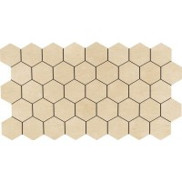 Мозаика  шестиугольная (соты) LEONARDO 1502 TES77598