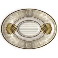 Керамическая плитка  для ванной бежевая El Molino 41970