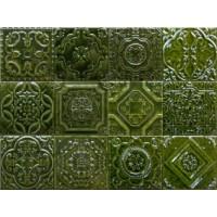 TES108143 Toledo Green mix 15,8x15,8 15.8x15.8