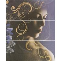 Керамическая плитка  фиолетовая Gracia Ceramica 010301001946