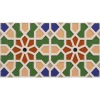 Andalusi Medina Verde 55.6x30.85