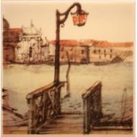 Керамическая плитка  венеция Atem TES105421