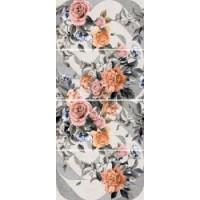 Керамическая плитка  панно Lasselsberger 1609-0020