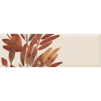 Decor Savage Flowers 01 Marron 15x45