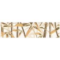 TES102954 Ретро Бамбук коричневый 6.5x25