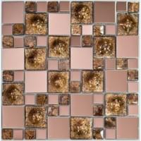 Мозаика  металлическая MS-624