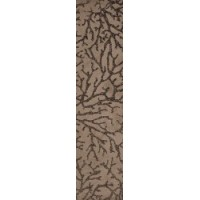 L681 5th Avenue SHINING CORAL CHOCOLATE WAVES 60X15