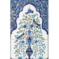 Керамическая плитка  40x60  Diffusion Ceramique DOFMIRA001