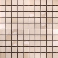 080011 Allegria Mosaico Beige 25x25