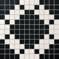 Мозаика  черно-белая TES77873 Maciej Zien