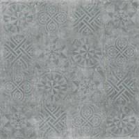 Cemento темно-серый структурный Rett 120x120