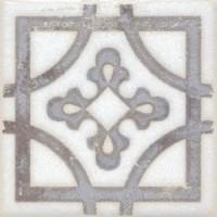STGA4061266 STG/A406/1266 Амальфи орнамент коричневый 9.9*9.9 9.9x9.9