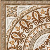 Керамическая плитка  ковёр из плитки TES107946 Absolut Keramika