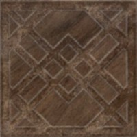 Antique Geometrie Walnut 20x20