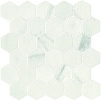 TES4102 Mosaico Canalgrande Hexagon Idr. 30x30