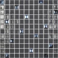 Edna Mix №828 Черный (на сетке) 31,7x31,7