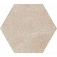 22096  Hexatile Cement Mink 17,5x20 17.5x20
