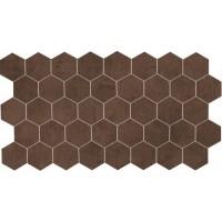 Мозаика  шестиугольная (соты) LEONARDO 1502 TES77602