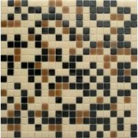 MIX15 черно-коричневый (сетка) чип32.7x32.7