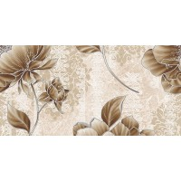 EMPERADOR ROMANTICA-2 Decor Beige 25x50