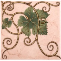 Imola Grape Leaf 10х10