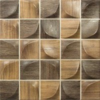 187451 3D Bosque Mix 25x25