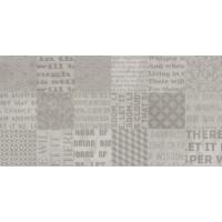 652151 Abba Patchwork серый 30x60