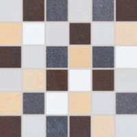 Мозаика матовая серая DDM06275 RAKO