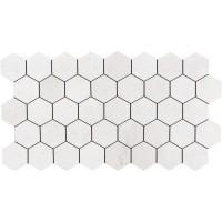 Мозаика матовая белая TES77603 LEONARDO 1502