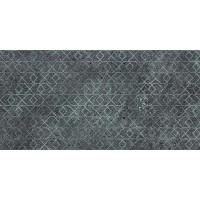 11-013-3  Design Lux Decorado 90 Graphite 45x90
