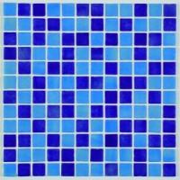 Мозаика  синяя TES8363 Vidrepur
