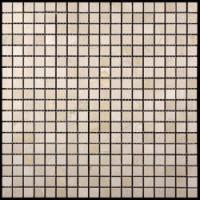 M025-15P (Crema Marfil) Мрамор 15x15 305х305