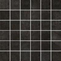 Мозаика матовая черная 30DG La Faenza