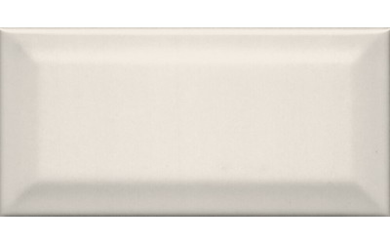Керамическая плитка 16051  Клемансо беж грань 7.4*15 7.4x15 Kerama Marazzi (Россия)