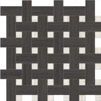 Мозаика  черно-белая Refin MF52