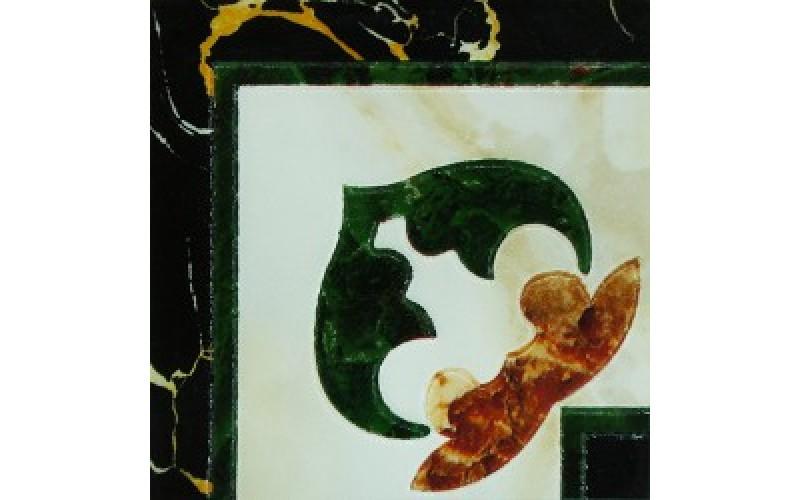 Керамогранит Castello Fronzola Taco Crema  15x15 Infinity Ceramic Tiles 123944