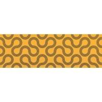 Керамическая плитка  желтая O-SPI-WTU061 Mei