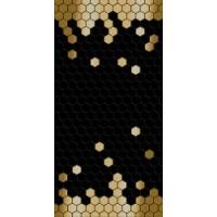 04-01-1-10-04-04-1075-3 Вставка Portobello черный 25x50