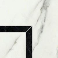 Керамогранит  черно-белый Refin MI13