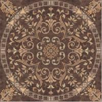 PY6R114  Pompei коричневый 84х84 84x84