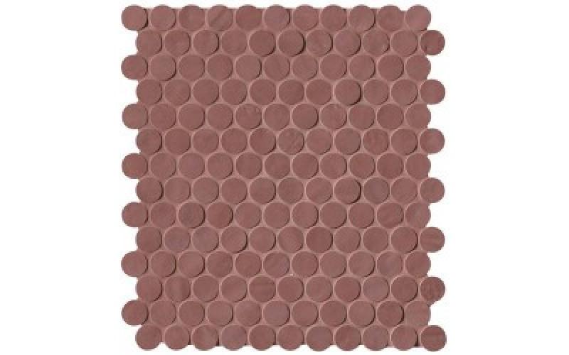 Мозаика Brooklyn Round Flame Mosaico  29.5x32.5 FAP Ceramiche TES76546
