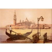 Керамическая плитка  венеция Atem TES105407